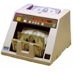 Toyocom Currency Counters