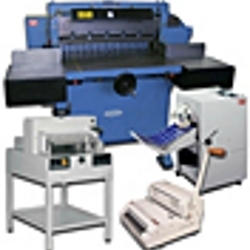 Picture for category Used Finishing Equipment