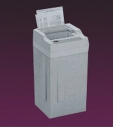 Picture of Olympia Simplex Card Shredder