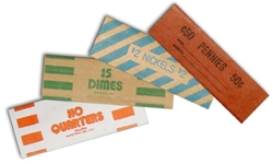 Picture of Coin Wrappers (Flat)