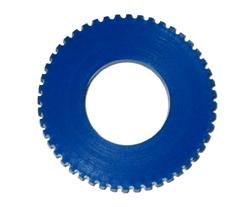 Picture of LO/DJ Super Tread Tire Wheel, #15-42ST