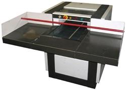 EBA Conveyor 400 Paper Shredder (5555)