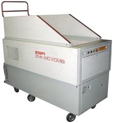 Picture of EBA ZMK 610 Kombi Cardboard Shredder & Baler