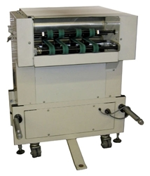 Picture of C.P. Bourg BBP-T Book Press used BBP-T C.P. Bourg Book Press