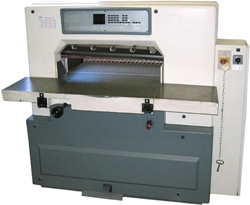 Picture of Schneider-Senator 76 SC Paper Cutter Refurbished 76 SC Schneider-Senator Paper Cutter
