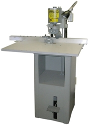 Picture of Challenge JF Paper Drill used JF Challenge Floor Paper Drill