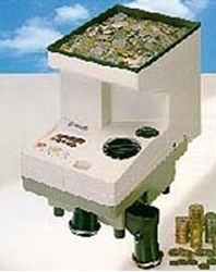 Picture of JCM CS-30 Coin Counter Off Sort