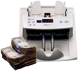 Picture of MAG II Model 20TM Currency Counter