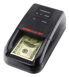 Picture of ULTRASCAN Model 2600 Counterfeit Detector